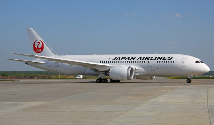 01Japan Airlines Boeing 787 846 Dreamliner Kustov