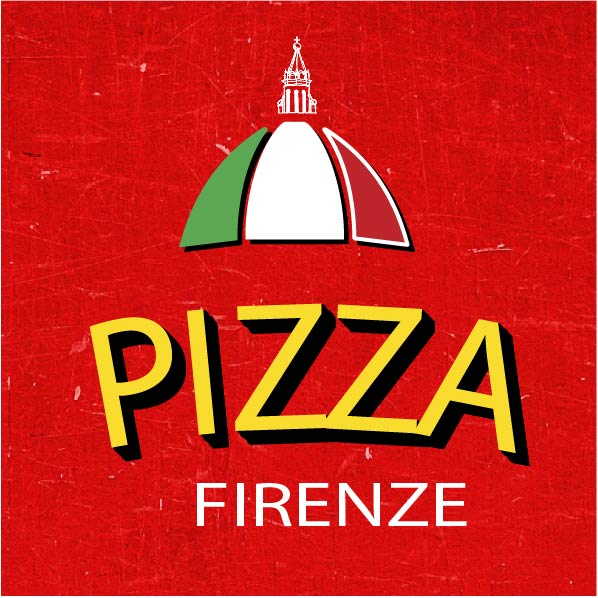LOGO PIZZA FIRENZE ALTA