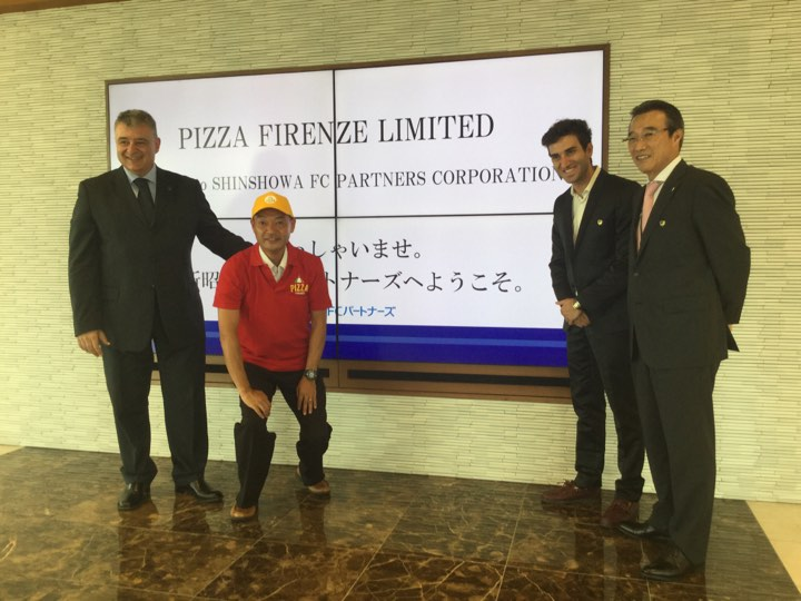 Pizza Firenze Japan3