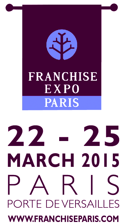 Logo Franchise Expo Paris 2015